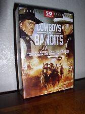 Cowboys and Bandits: 50 Movies (DVD, 2011, 12-Disc Set,NEW)