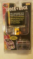 Nyko Shock N Rock 4 IN 1 Accessory W/ Comfort Grip For GAMEBOY COLOR NEW SEALED