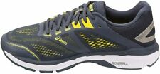 Asics GT-2000 7 Men's Tarmac/Lemon Spark Mesh & Synthetic Running Shoes US 14 M