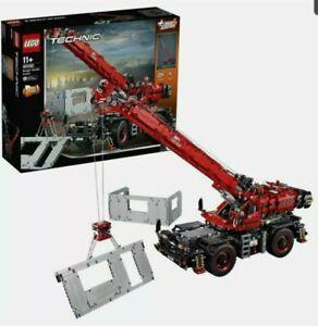 Lego Technic 42082 Rough Terrain Crane BNISB MINT