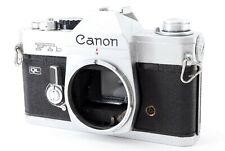 Exc3 Canon FTb QL SLR 35mm MF camera from Japan 622716
