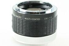 Sigma Tele-Macro Multi Coated 2x 2x-1:1 Converter für Canon FD