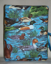 "Ducks, Ducks & More Ducks Handcrafted Handmade Photo Album Holds 80 4""X6"" NEW"
