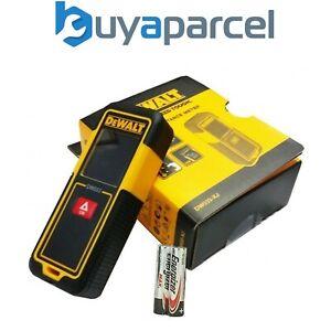 Dewalt DW033 30m Laser Distance Measure Range Finder Rangefinder Digital 30m