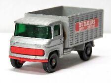 LESNEY MATCHBOX #11 Diecast MERCEDES SCAFFOLDING TRUCK 1969 Used No box