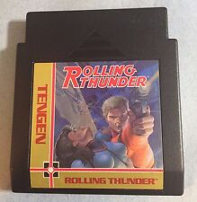 ROLLING THUNDER Nintendo / NES (Cart Only, 3pics) =USED