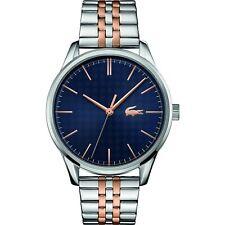 Lacoste 2011048 Herren Wien Blaues Zifferblatt Armbanduhr