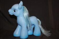 "Plastic Little Pony Blue Mane Tail 8"" Animal Lovey Toy"