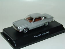FIAT 2300 COUPE 1961 GREY ACCAIO 1:43 STARLINE