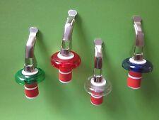 8 St. Flaschenverschluss Weinflaschenverschluss Sektflaschenverschluss Universal