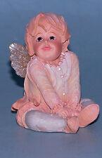 "Boyds Bears resin Fairietots"" #36255 ""Bashful"" baby fairy NIB year round, 2002"