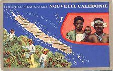 Franz. Kolonien, Nouvelle Caledonie, Neu-Kaledonien, ca. 30er Jahre