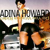 Adina Howard:  Do You Wanna Ride? (Cassette,1995, Elektra) NEW