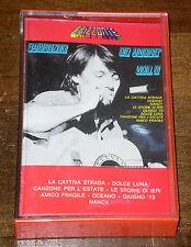 Fabrizio DE ANDRE' Volume 8 Musica d'Autore MC RICORDI '75 madeinItaly ristampa