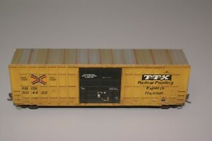 Exactrail TTX Custom Weathered Trinity 6275 Boxcar #504433 (Used)