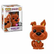 Funko Pop! Vinyl Animation Scooby-Doo! Orange #149 FLOCKED EXCLUSIVE *