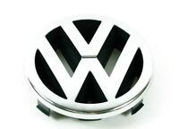 neu original VW BORA POLO Frontgrill Abzeichen Emblem Chrom 1J5853601ULM OEM
