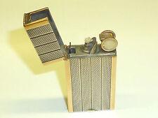 MAUBOUSSIN Paris Solid Silver/Gold Lighter-briquet argent massif -1930 - France
