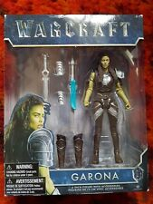 "World of Warcraft 6"" Garona Action Figure With Accessory Toy"