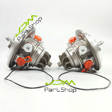 Pair Turbocharger Cartridge CHRA For Ford F150 3.5L EcoBoost 10-12 179204 179205