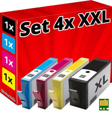4x Inchiostro Cartucce per hp 934XL+935XL Officejet pro 6230 6820 6830C All DD
