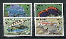 Grenada 199/1302 postfrisch / WWF - Fische ................................1/417