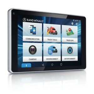 Rand McNally 7PRO Truck OverDryve Navigation Device with GPS and Bluetooth