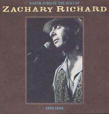 Zachary Richard-CD-Silver Jubilee: The Best of 1973-1998
