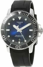 *BRAND NEW* Tissot Men's Seastar 1000 Automatic Blue Dial T1204071704100