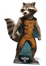 Rocket Raccoon LIFESIZE CARDBOARD CUTOUT Marvel Guardians Of The Galaxy Standee