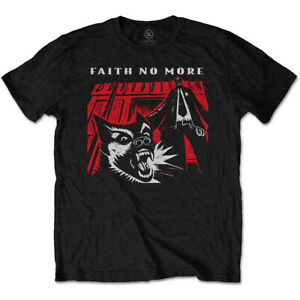 Faith No More 'King For A Day' Black T-Shirt - NEW & OFFICIAL!