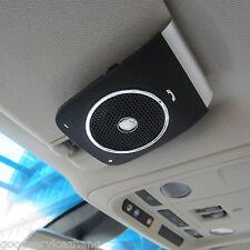 Bluetooth Car Kit Wireless Handsfree Speaker Phone Visor For iPhone 6 5 Samsung