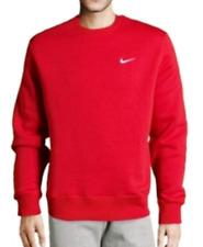 NEUF Sweat NIKE XL rouge pompier gilet veste sport foot crossfit polaire shirt