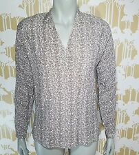 Vintage Gianni Sport Business Women's Size 4 Long Sleeve Career Blouse USA MADE