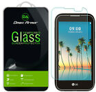 [2-Pack] Dmax Armor for LG K3 (2017) Tempered Glass Screen Protector
