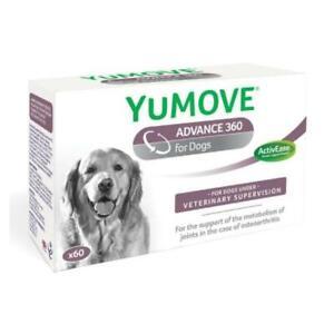 Yumove Advance 360 for dogs 60pk