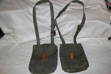 2 Yugoslavian Military 7.62x39 4 Cell Magazine Pouch for 30 Round Mag N O PAP  2