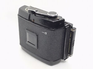 [Exc+5] Mamiya RB67 Pro S 120 Film Back Holder For Pro S SD New Light Seal JAPAN