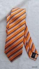 Van Laack Corbata de Seda Multicolor Nuevo Paquete Original <115 Nuevo