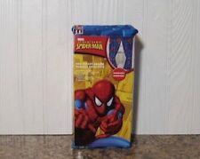 "Marvel The Amazing Spider-Man Rod Pocket Drapes Curtains 2 Panels 42"" X 63"" New"