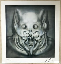 DAEMON Print by Giger  Signed limited edition of 101/300  New (DISCOUNT)
