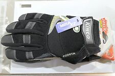 Kinco Pro Kevlar Lined ANSI 4 Cut Resistant Synthetic Leather Work Gloves Medium