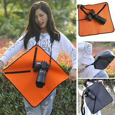50*50cm Waterproof DSLR Camera Bag Padded Soft Wrap Lens Cover Protector Cloth