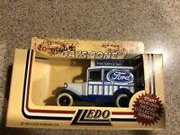 LLEDO MODELS DAYS GONE BY FORD SALES & SERVICE MADE 1983
