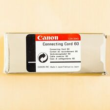 Canon Connecting Cord 60 CZ6-2243 Cable 60cm Flash !! Super Offre !!