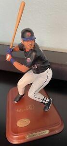 Danbury Mint - Edgardo Alfonzo - New York Mets Baseball Figure