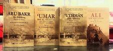 The Four Caliphs Bundle:  Abu Bakr, Umar, Uthman & Ali (RA) (IIPH - HB)