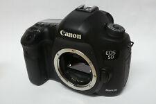 Canon EOS 5D Mark III Gehäuse / Body 78495 Auslösungen gebraucht 5 D Mark III