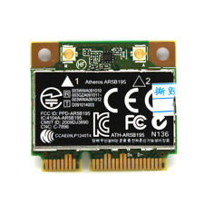 592775-001 for HP Atheros AR9285 AR5B195 Mini PCIe WiFi Wireless 3.0 Bluetooth