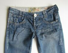RIVER ISLAND Vintage Relaxed Bootleg Jeans Size 8 R